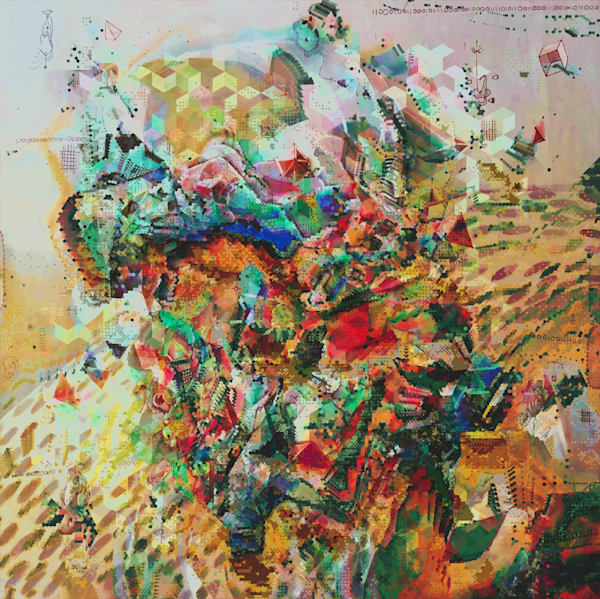 Extraction Art | Clarridge Art, LLC