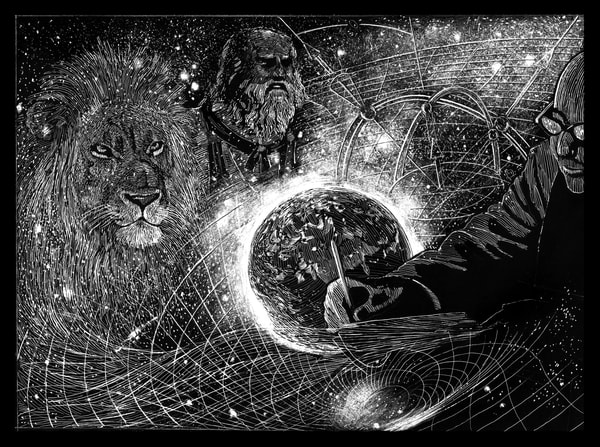 On Stories Art | Andre Junget Illustration LLC