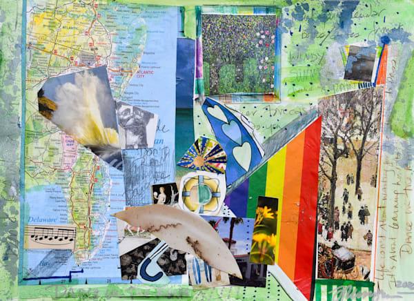 Tomorrow's Forecast: Atlantic Coastline Art | All Together Art, Inc Jane Runyeon Works of Art