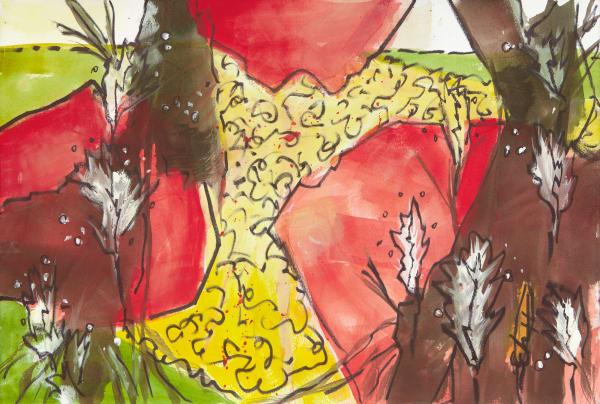 Garden Variety Art | Elaine Schaefer Hudson Art