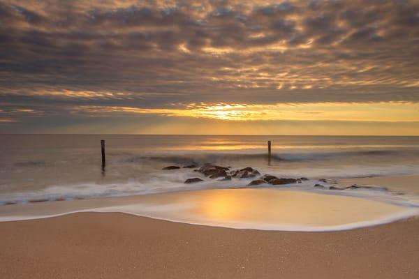 Golden Glow Photography Art | Silver Sun Photography
