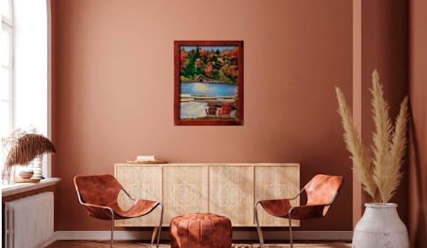 Come Sit With Me Awhile! Art   Lynda Moffatt Fine Arts