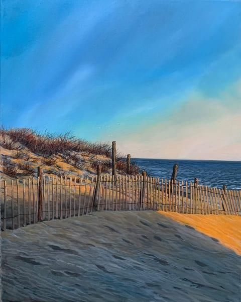 Cape Cod Dunes Art   Skip Marsh Art