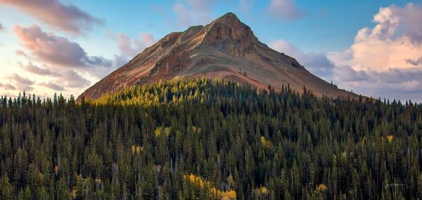 Silverton Mt Co Jmohar Art   JMohar.com