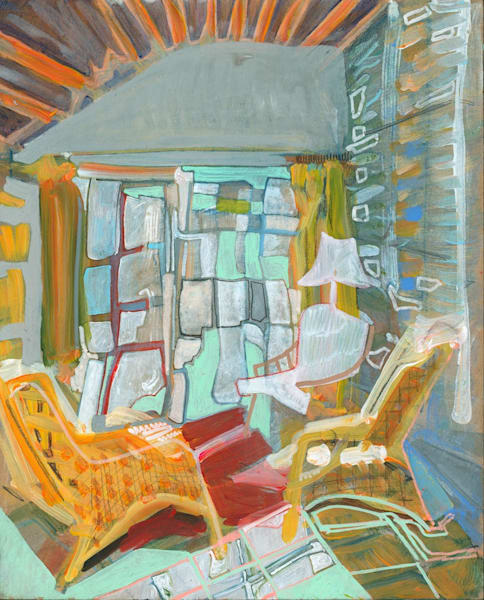 .Parade Street, Nova Scotia No. 01 | Erika Stearly, American Artist