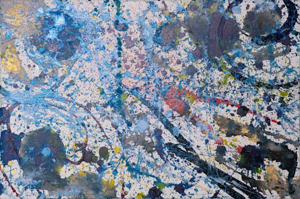 The Blues Art | Justin Hammer Art