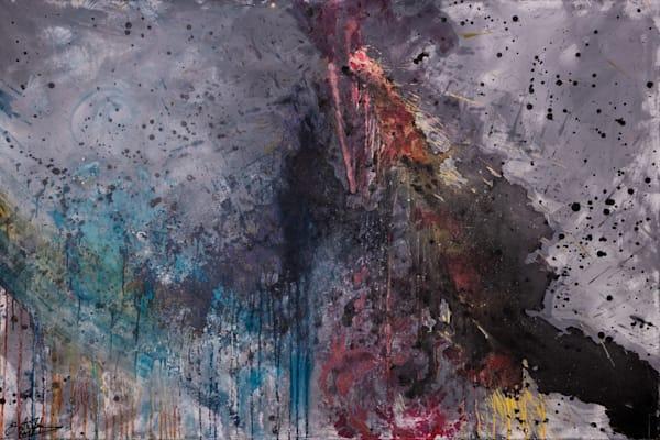 Implosion Art | Justin Hammer Art