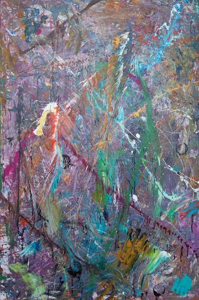 Kombucha Art | Justin Hammer Art