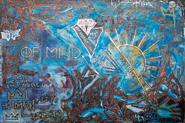 Peace Of Mind Art   Justin Hammer Art