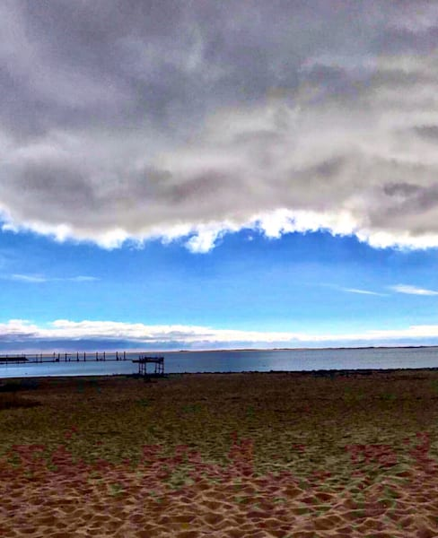 Cloud Cover Photography Art | The Colors of Chatham