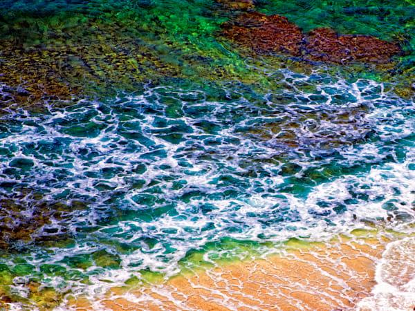 Honolua Lace  Photography Art | Rosanne Nitti Fine Arts