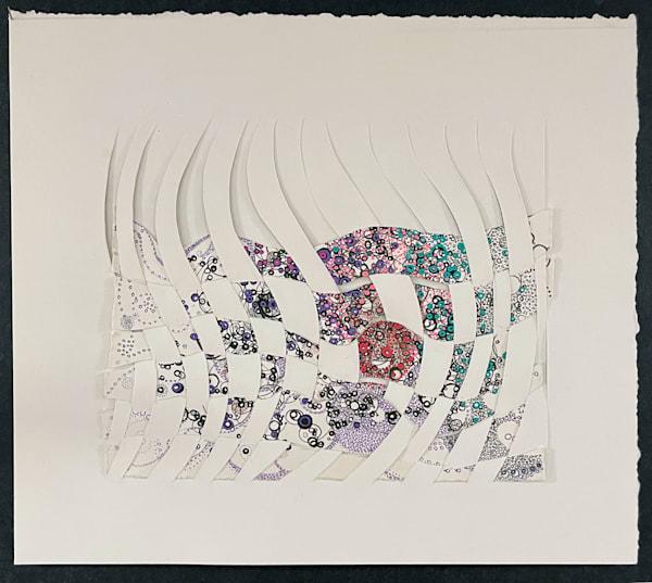Weaving Space   2017 Art | Artist Rachel Goldsmith, LLC