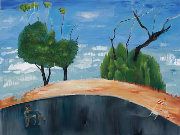 Griffith Park (I Am Not What Happened To Me, I Am What I Choose To Become) Art | Trine Churchill