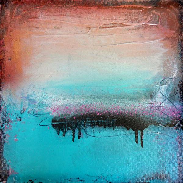 Horizon 6 Art | Tara Catalano Studios