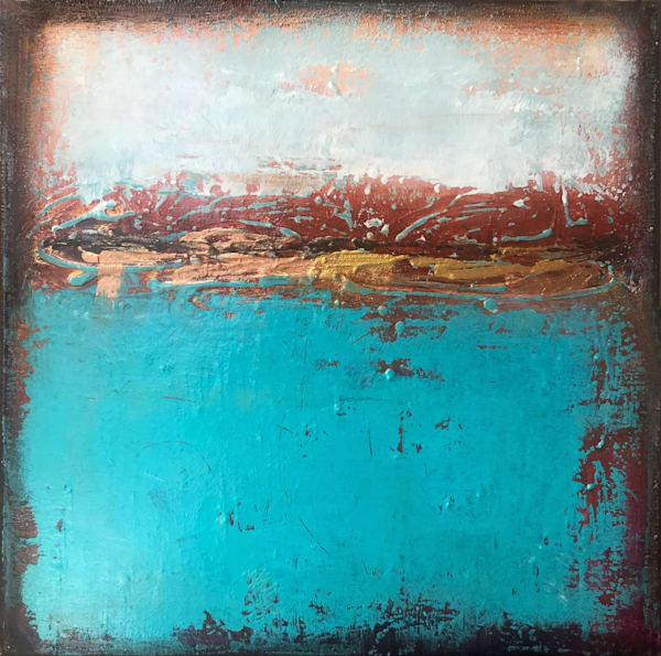 Horizon 9 Art | Tara Catalano Studios