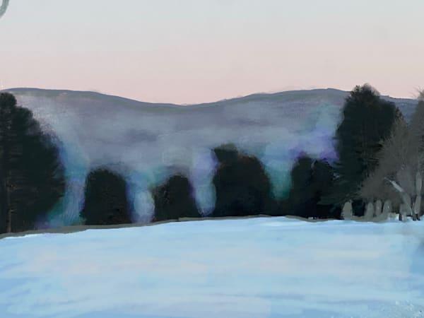 Kearsarge Series # 2   February Art | Peter Anderson Studio