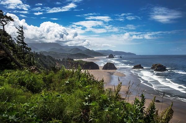 Beaches and Mountains