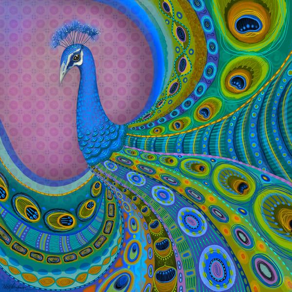 Peacock  Art | Kyle Creative