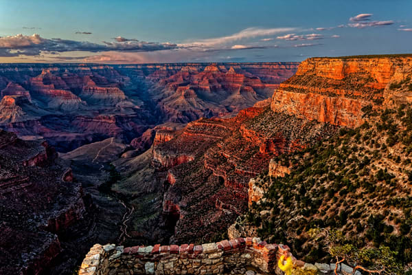 Grand Canyon Sunset Photography Art | FocusPro Services, Inc.