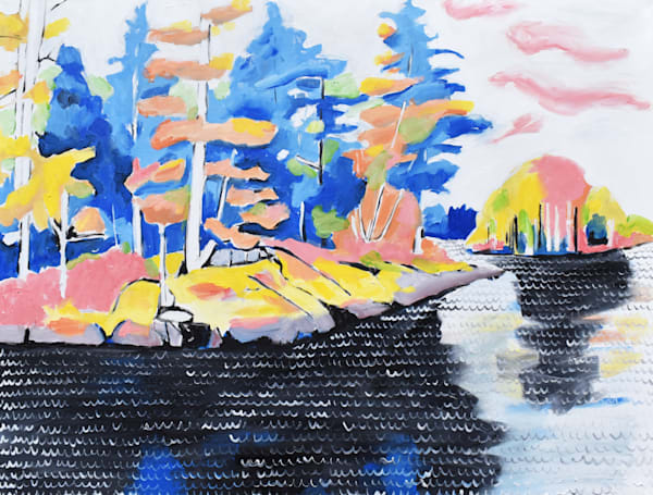 Lake Vermillion Mn 5 Print Art | eddie hamilton art