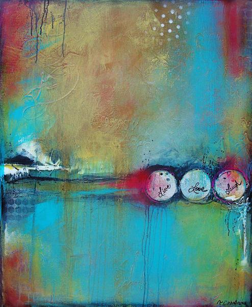 When In Doubt Art | Tara Catalano Studios