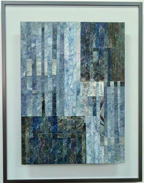 Puzzle Series 5   (Original) Art   Laurie Fields Studio
