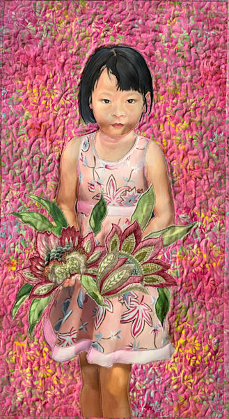 Bouquet Art | Suzanne Aulds Studio