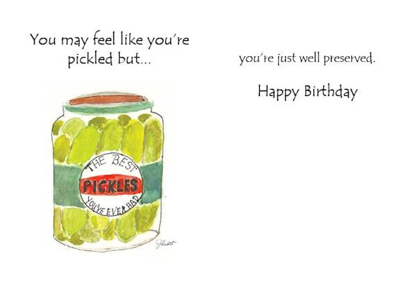 Pickled | KnottJust Art