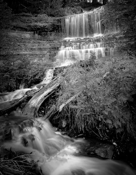 Alger Falls Photography Art   Ursula Hoppe Photography