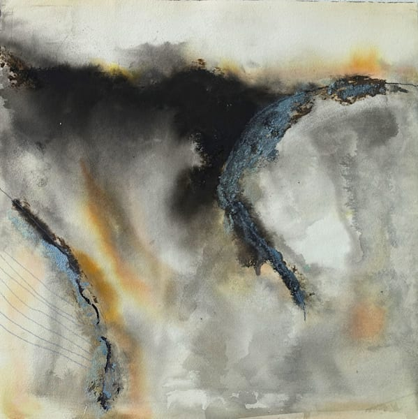 Lost Landscape III by Mary Waltham a British Artist