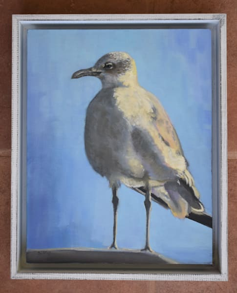 The Watcher   Original Art | Sharon Guy