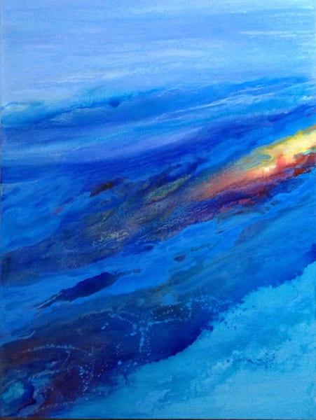 Uncharted Blue Art | Bonnie Carter