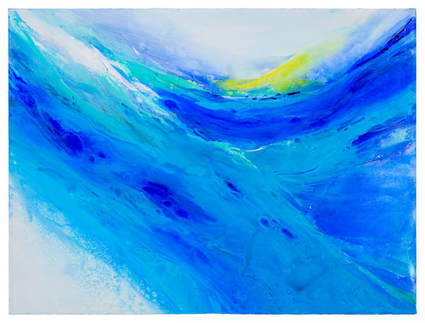 Storm Tossed Ii Art | Bonnie Carter