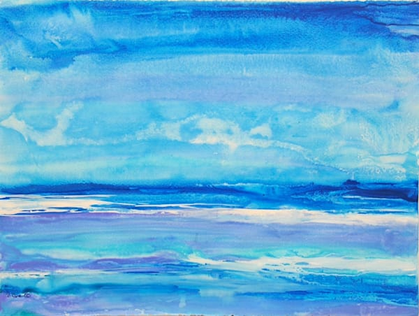 Showers On The Reef Art | Bonnie Carter