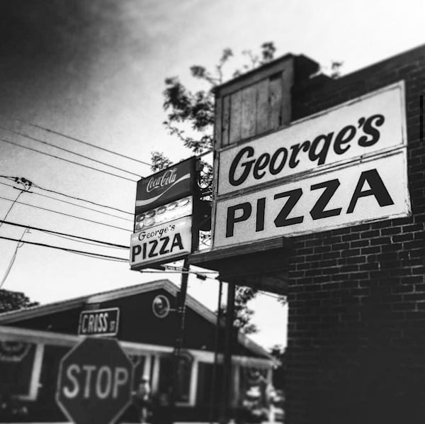 George's Pizza   Harwich Port, Ma Photography Art | The Colors of Chatham