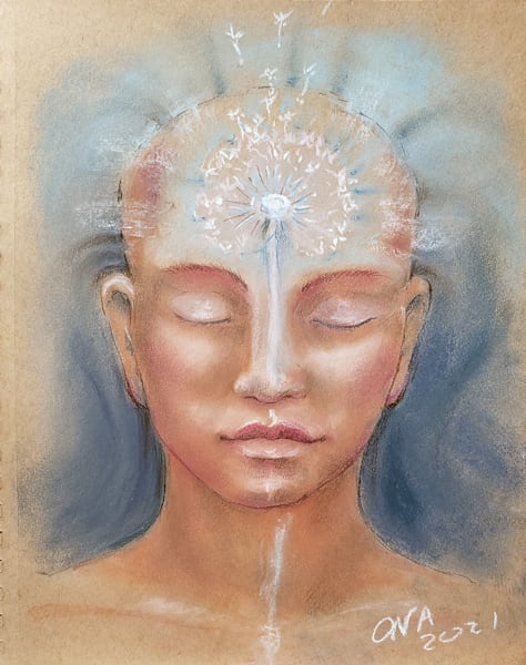 seeds-of-wisdom-dandelion-angel-painting