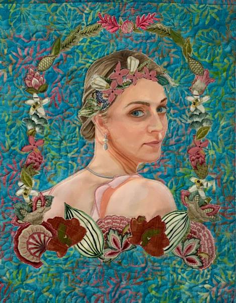 Bride Art | Suzanne Aulds Studio