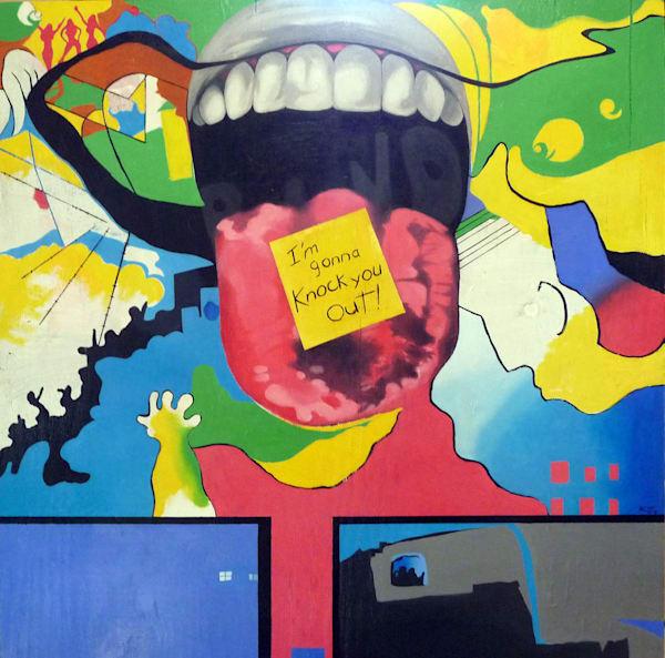 Big Knockout Art   East End Arts