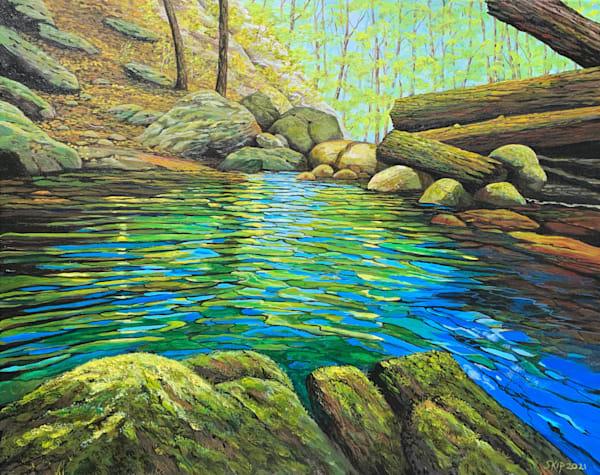Indian Wells Art   Skip Marsh Art