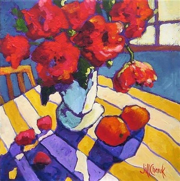Morning Oranges  Art | Jill Charuk Art