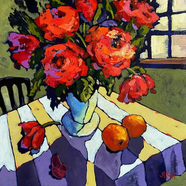 Roses Are Red Art | Jill Charuk Art