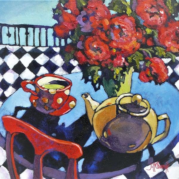 Spot Of Tea Art | Jill Charuk Art