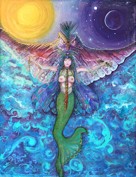 Phoenix Mermaiden
