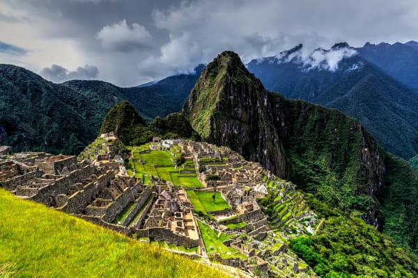Machu Picchu   An Inca Citadel Photography Art   Rick Vyrostko Photography