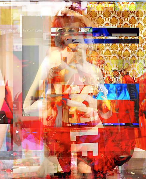 Fashion Art by Takako Konishi, Chicago based artist