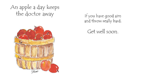 Apple A Day | KnottJust Art
