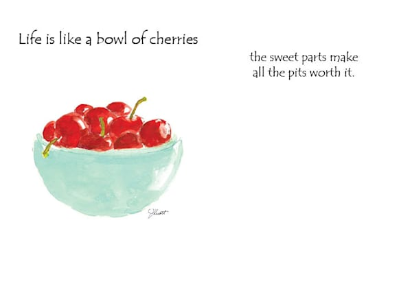Cherry Pits   KnottJust Art