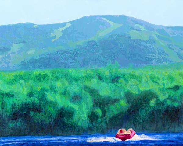 Sunapee Daze • Original Art | Kate Wilson Fine Art