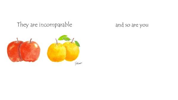 Apples & Oranges | KnottJust Art