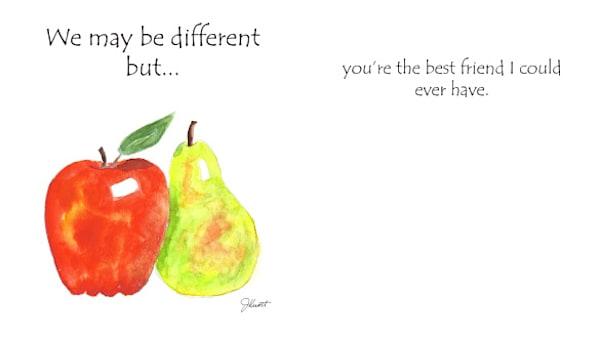Apple & Pear | KnottJust Art